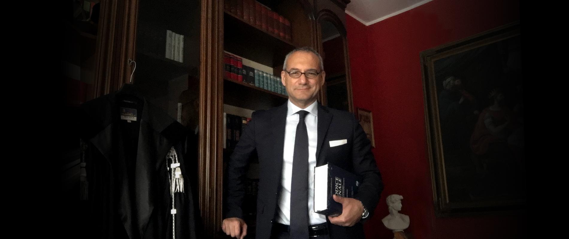 L' Avvocato Giuseppe Maio